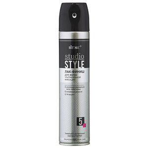 Лак-финиш для волос ультрасильной фиксации, 300 мл.