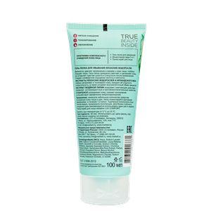 Lux Comfort Гель-пенка для лица Японские водоросли, 100 мл.