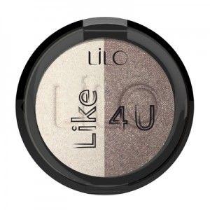 Тени для глаз LiLo LIKE 4U