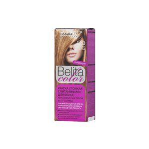Стойкая краска с витаминами для волос 9.33 Орехово-русый