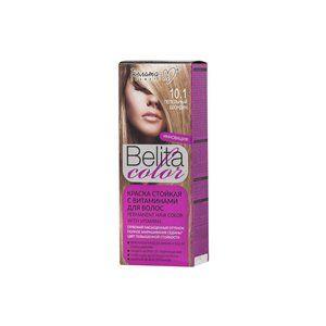 Стойкая краска с витаминами для волос 10.1 Пепельный блондин
