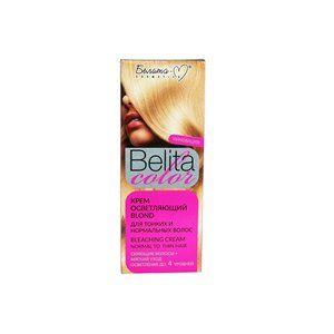 Крем осветляющий Blond для тонких и нормальных волос
