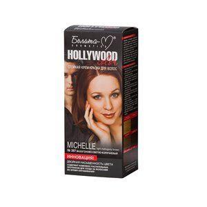 Стойкая крем-краска для волос №397  МИШЕЛЬ ( Michelle )  махагоново-светло-коричневый