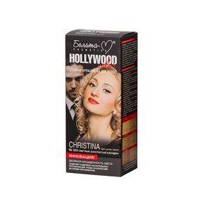 Стойкая крем-краска для волос №324  КРИСТИНА ( Christina )  светлый золотистый блондин