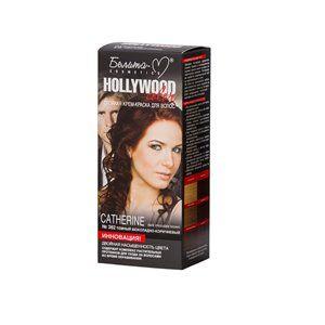 Стойкая крем-краска для волос №382  КЭТРИН  ( Catherine)  темный шоколадно-коричневый