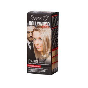 Стойкая крем-краска для волос №328  ПЭРИС ( Paris ) светлый пепельный блондин