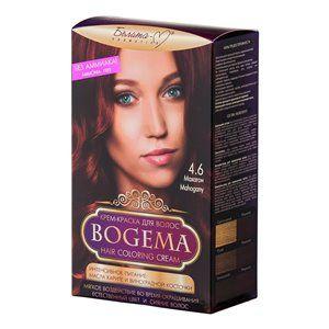 Крем-краска для волос без аммиака Махагон