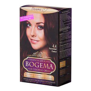 Крем-краска для волос без аммиака Каштановый