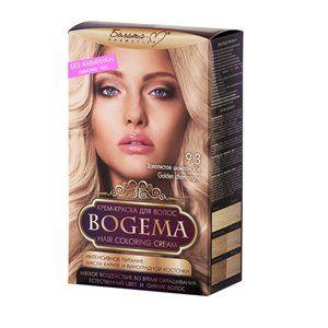 Крем-краска для волос без аммиака Золотистое шампанское