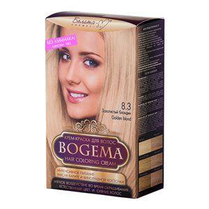 Крем-краска для волос без аммиака Золотистый блондин