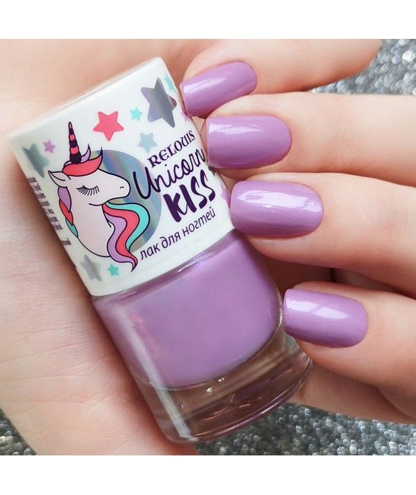 ЛАК ДЛЯ НОГТЕЙ UNICORN KISS