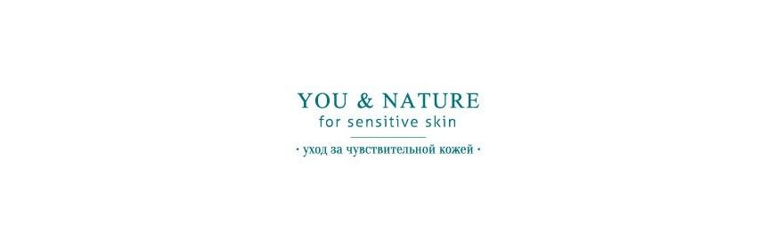 Линия косметики БЕЛИТА - YOU & NATURE